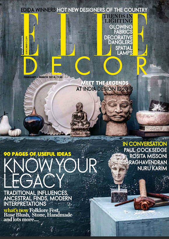 Elle Decor know your legacy 10 - Rubel Dhuna Architect