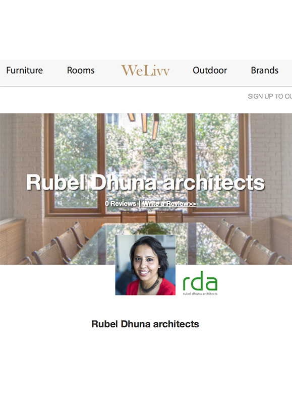 We live online feature 12 - Rubel Dhuna Architect