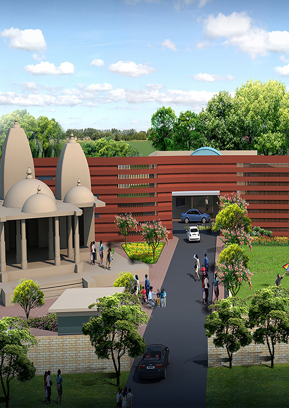 Takshashila University - Rubel Dhuna Architect